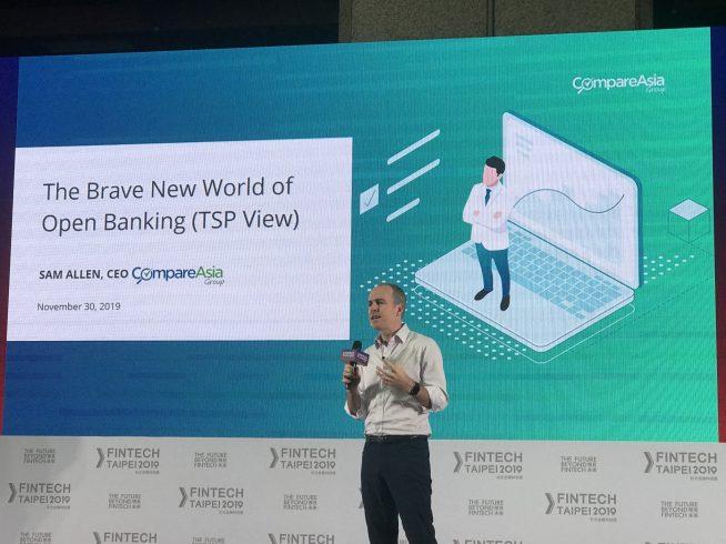 CompareAsia Group 從第三方服務提供者角度 遇見開放銀行美好願景
